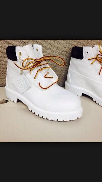all white timberlands boots shoes all white timberland boots wheretoget