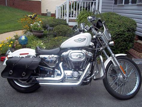 2003 Harley Davidson Sportster by Buy 2003 Harley Davidson Sportster Pearl White Limited On