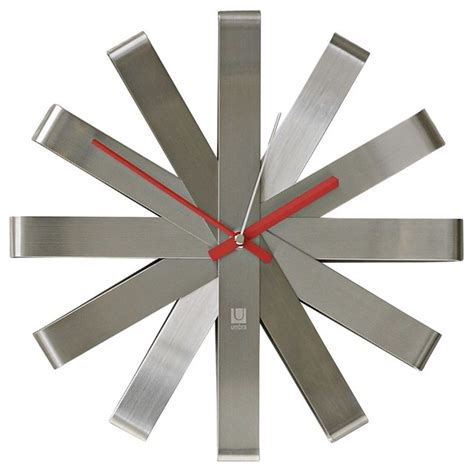 homewares decorator items clocks big time ribbon