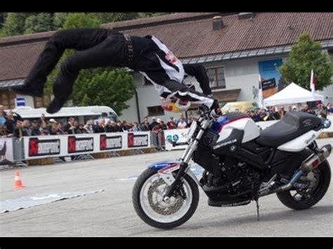 Bmw Motorrad Days 2013 Youtube by Motorbike Tricks And Stunts Bmw Motorrad Days 2013
