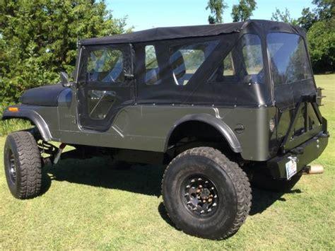 jeep status 1971 diesel cj 6 oklahoma city ok status unknown
