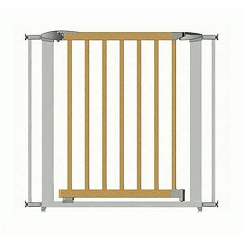 swinging baby gates clippasafe extendable swing shut gate 72 5 95cm choice of