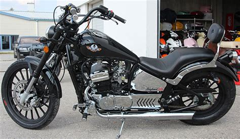 125ccm Motorr Der Chopper by Regal Raptor Daytona 125ccm Schwarz Chopper Custom Bike 2