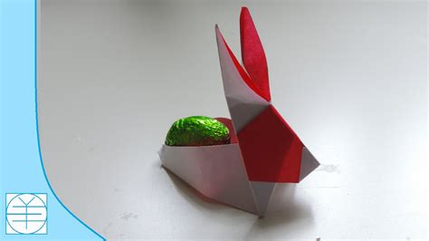 Easter Origami Bunny - origami easter egg image collections craft decoration ideas
