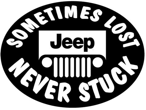 Jeep Decals And Stickers