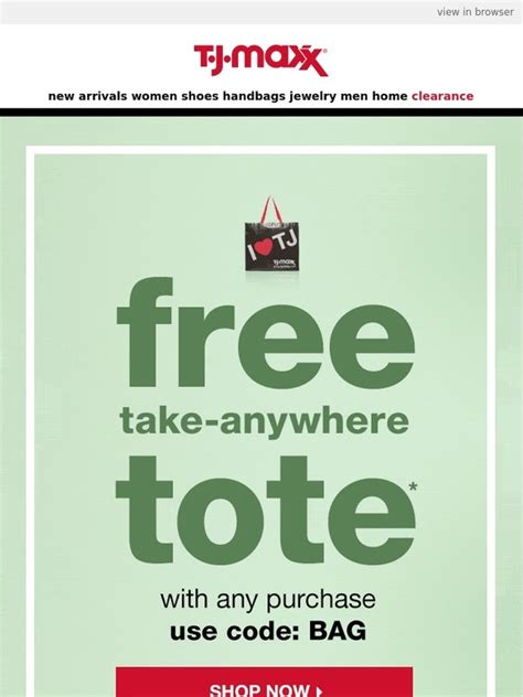Tj Maxx Gift Card For Cash - tj maxx free totes earth day milled