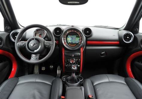 mini countryman interni foto mini countryman cooper works foto interni