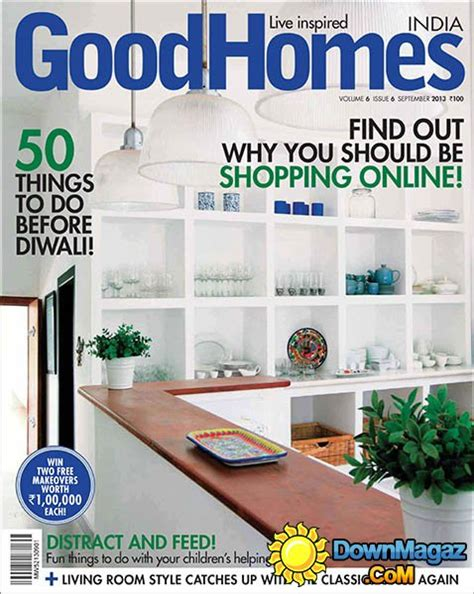 good home design magazines good homes india september 2013 187 download pdf magazines