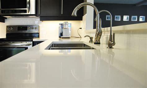 snow white quartz countertops city