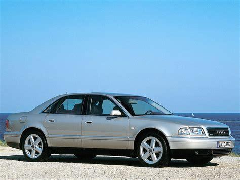 Audi A8 4 2 Quattro by Audi A8 4 2 Quattro D2 1999 2002