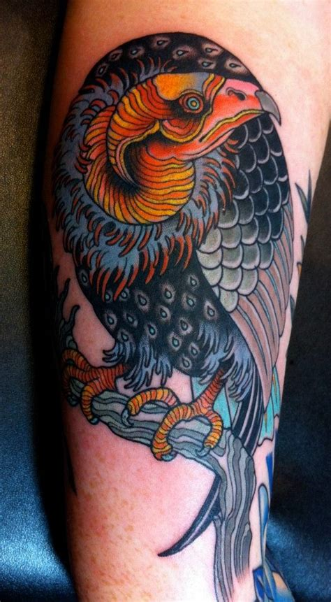buzzard tattoo designs pin by robyn nomadical on neato tattoos