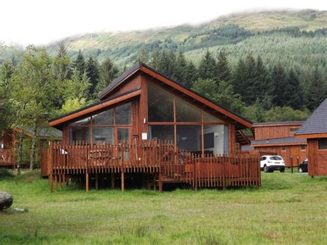 Log Cabins With Tubs In Loch Lomond by Log Cabin Picture Of Forest Holidays Ardgartan Argyll Scotland Arrochar Tripadvisor