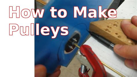 what to make with how to make a pulley and a leg pulling