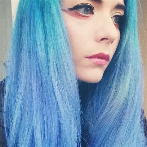 permanent blue hair color blue hair color pictures best hairstyles 2018