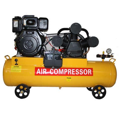 diesel air compressor goscor power products