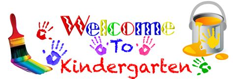 kindergarten images welcome to kindergarten clipart black and white clipground