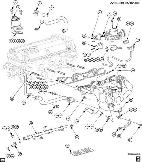 2001 saturn sl1 parts 2000 saturn s series engine asm 1 9l l4 intake manifold