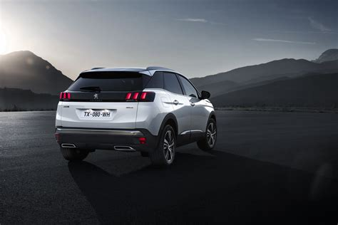 peugeot price peugeot 3008 suv prices announced