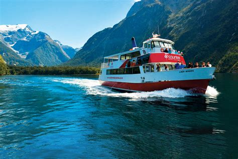 red boat milford sound milford sound specials southern discoveries