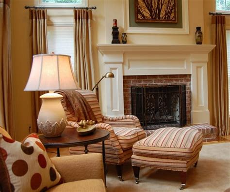 refresh brick fireplace give your tired fireplace a fresh new look for summer