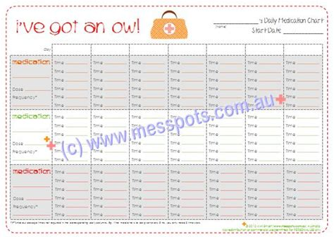 free printable daily medication schedule daily medicine chart printable search results calendar