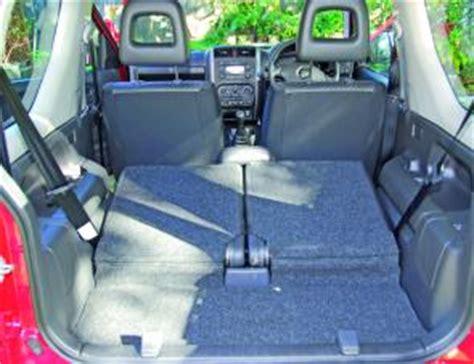 Suzuki Jimny Rear Seats Fishing Monthly Magazines Lightweight Suzuki Jimny Packs