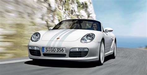 Boxster S Porsche Design Edition Two by Porsche Boxster S Design Edition 2 2008 Cartype
