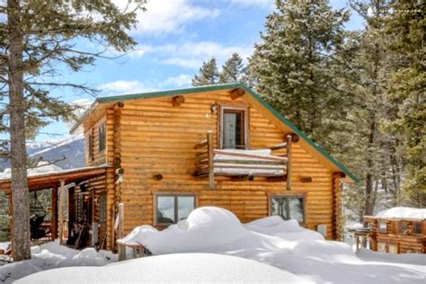 yellowstone cabin cabin rental in west yellowstone montana