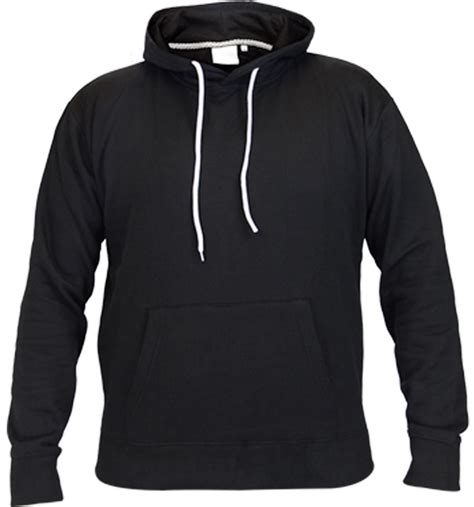 Zipper Plain Hoodie wholesale plain black hoodie design your own hoodie no