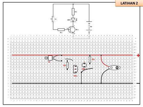 Lukisan S1 M menterjemah litar skematik