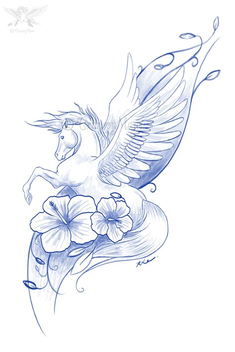 pegasus tattoo pegasus images designs