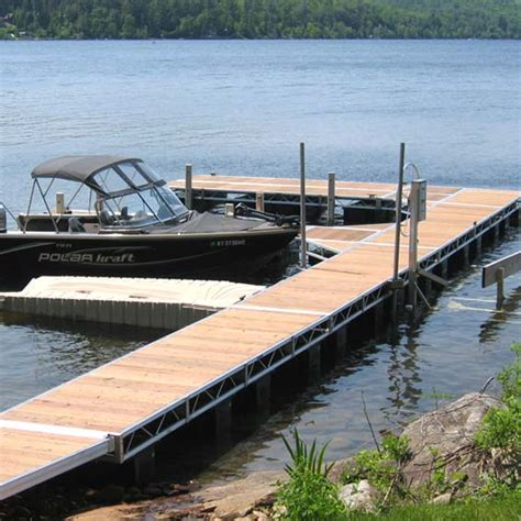 boat and dock docks lifts schroon lake marina