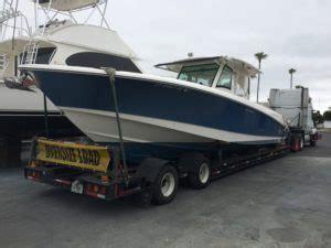 boat trailer service near me boat transport near me yacht trucking