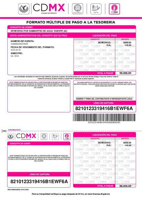 plataforma mexico recibos de pago del df cdmx recibos recibos de nomina empleados cdmx