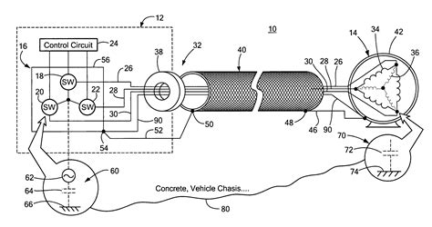 common mode choke vfd patent us7741798 rfi emi filter for variable frequency motor drive system patents
