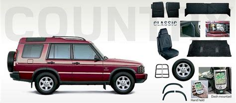 town and country land rover discovery iia town country limited editions the land