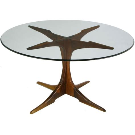 wood base glass top custom x base teak wood dining with glass top at 1stdibs