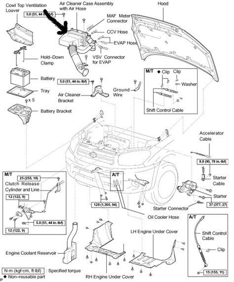note electronic throttle control system etcs may also be referred to as electronic throttle toyota rav exhaust system diagram images html imageresizertool com
