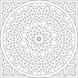 Mandalas From Don't Eat The Paste  Wwwdonteatthepastecom sketch template