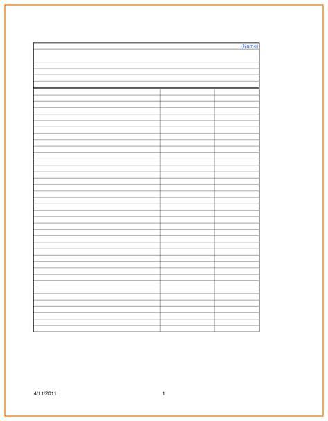 Blank Balance Sheets Mughals Blank Template