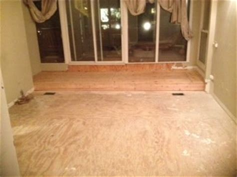What Direction Should Wood Floors Run wood flooring layout for split level master br