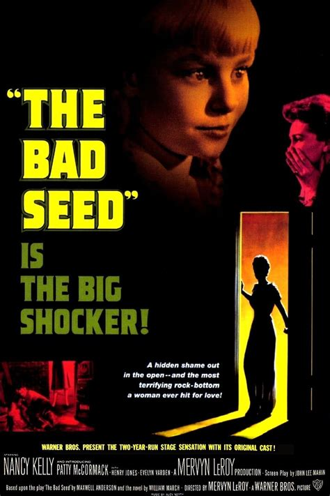 the bad seed book trailer the bad seed 1956 the