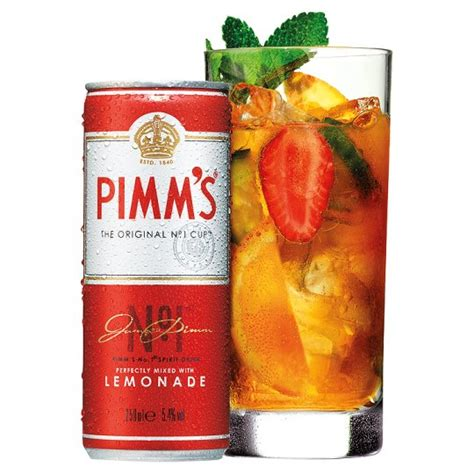 Day Kopi Ready To Drink Pet pimm s ready to drink 250ml can groceries tesco groceries