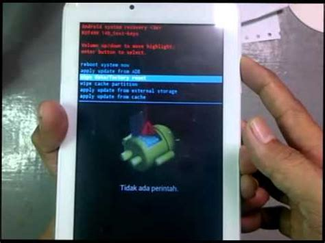 Tablet Evercoss At7j cara reset tablet evercoss tablet android at7j