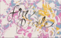 Sell Gift Cards In Person - sell free people gift cards raise