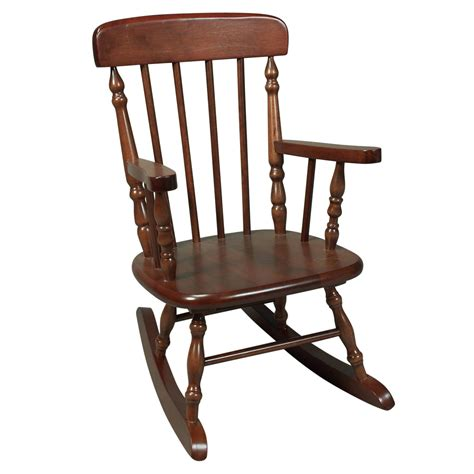 rocking armchair rocking chair