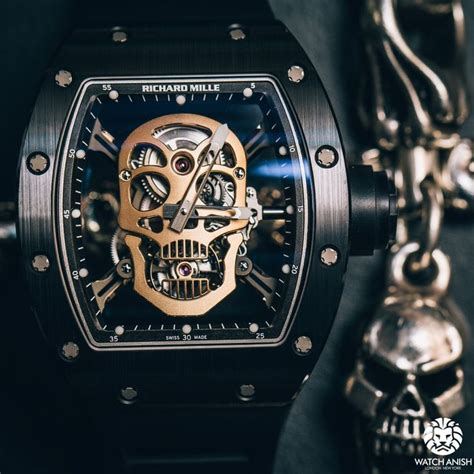 Richard Mille Rm011 Skull Blk Gld 25 best ideas about richard mille on
