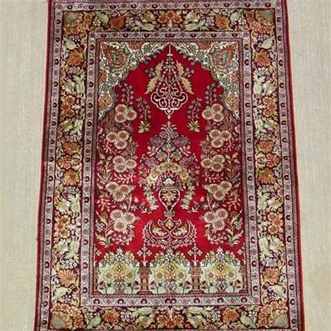 Silk Rug Kashmiri Carpets In New Delhi Delhi India Silk Rug Value