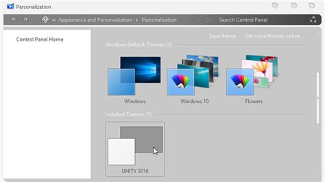 third party themes for windows 10 how to install third party themes on windows 10