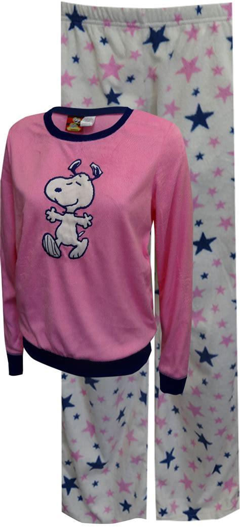 Pink Snoopy Shortpants Pajamas peanuts snoopy pajamas lounge sleep shorts